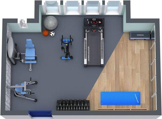 Home Gym Upgrades